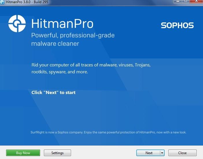 hitman pro installation 1
