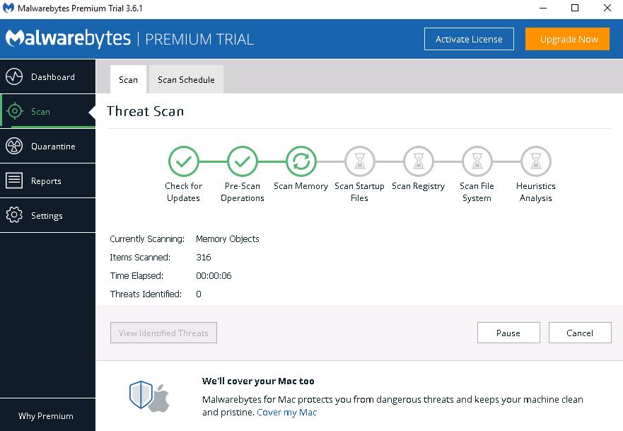 malwarebytes scan details