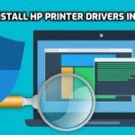 Install Hp Printer Driver
