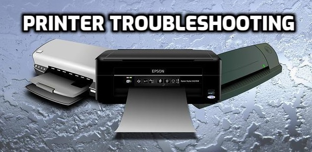 printer troubleshooting