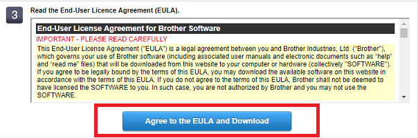 agree eula