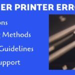 (Solved) Fix Brother Printer Error State - 100% Working Method