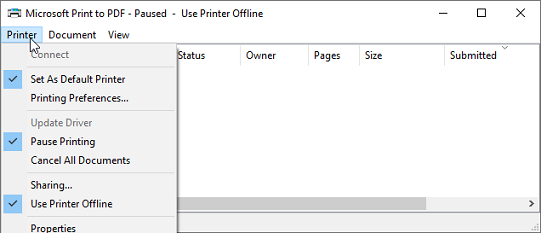 brother printer support printer docs page