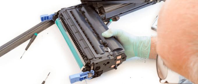 assemble drum unit - Fix Brother Printer Print Quality Problems