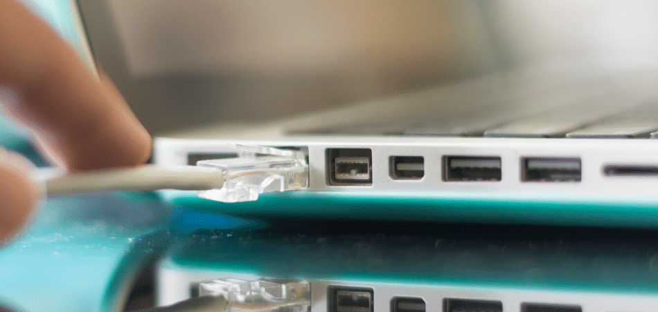 ethernet cable laptop