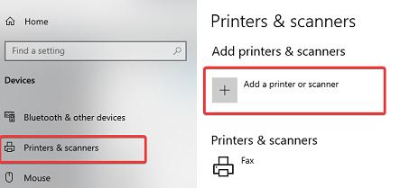add a printer to Install Canon MP110 Printer Driver