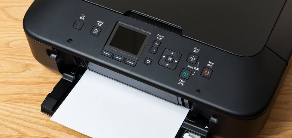 printer lcd display