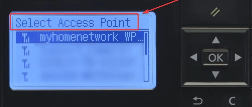 verify your wi fi network