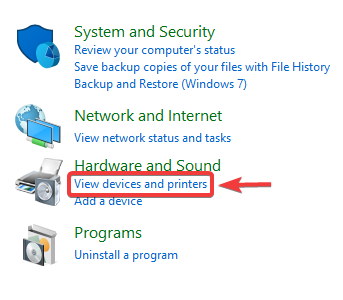 printer and devices to troubleshoot wireless printer problems