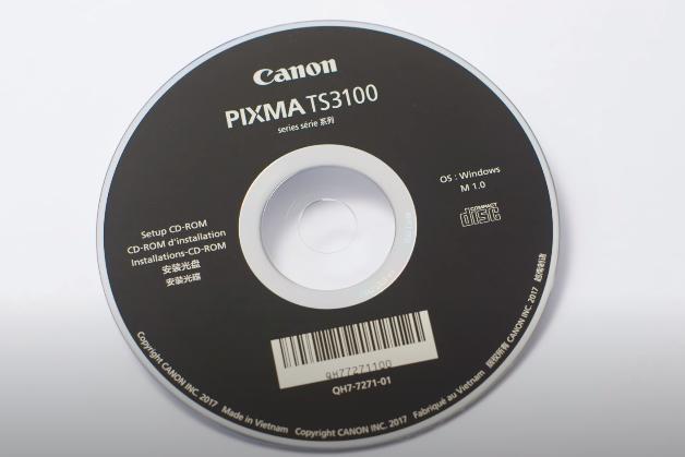 canon cd
