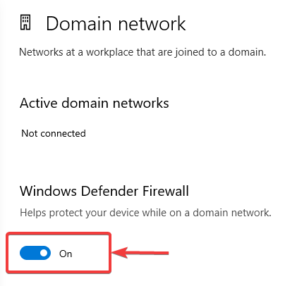 Turn off windows defender - Windows 10 Problems with Internet