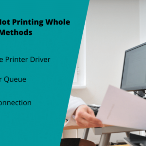 printer not printing whole page upgraded methods