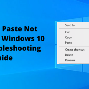 Copy and Paste Not Working in Windows 10 - Easy Troubleshooting Guide