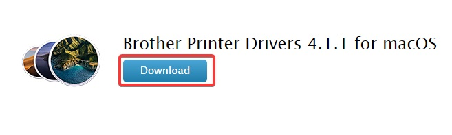 brother printer drivers download