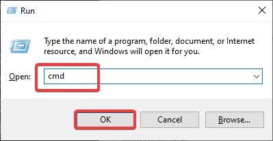 cmd to fix Windows 10 Won't Update