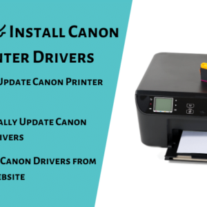 Download & Install Canon MG5270 Printer Drivers