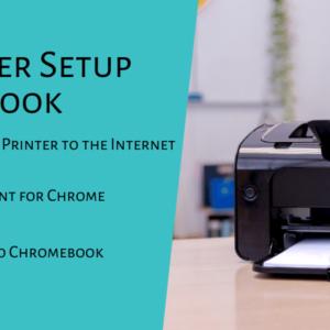 HP Printer Setup Chromebook