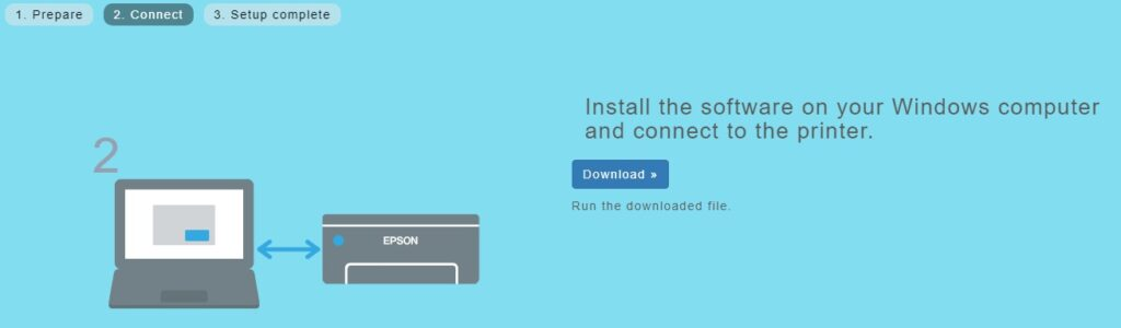 download epson printer drivers to fix epson Printer Print Blank pages