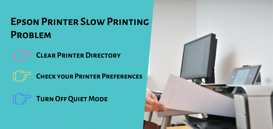 Epson Printer Slow Printing Problem