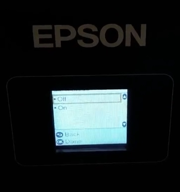 turn off quite mode to Fix Epson Printer Slow Printing Problem