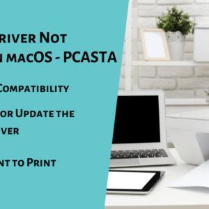 HP Printer Driver Not Supported on macOS