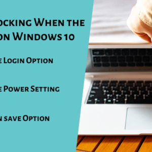 Laptop Not Locking When the Lid is Closed on Windows 10