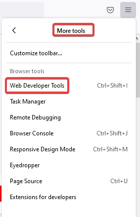 Web Developer Menu to Fix Firefox Displaying the Wrong Bookmark Favicons